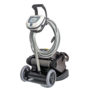 zodiax cx35 pool robot with stand